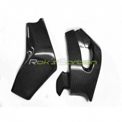 Swingarm covers with chainguard Yamaha YZF-R6 2006-2007