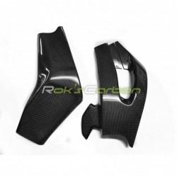 Protection de bras oscillant avec Protection Chaine Yamaha YZF-R6 2006-2007
