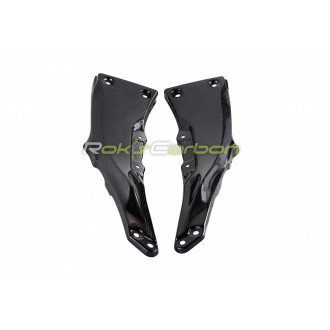 Seat subframe covers...