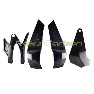 Carbon covers set Buell...